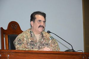 Pakistan Army Chief: Kashmir and Pakistan 'Inseparable'