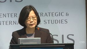 Taiwan Will Have a Female President in 2016