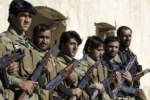 Are Pro-Government Militias Helpful in Defeating the Taliban?