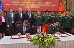 US and Vietnam Should Boost Defense, Economic Ties, Says Communist Party Leader