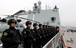 The Big Story Behind China's New Military Strategy