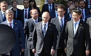 Eurasian Silk Road Union: Towards a Russia-China Consensus?