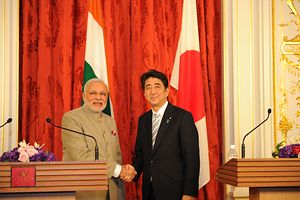 India, Japan and the Geopolitics of Asian Security