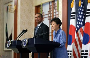 South Korea's Park Scraps US Trip Amid MERS Outbreak