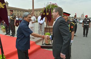 An India-US Tussle Over Technology Transfer