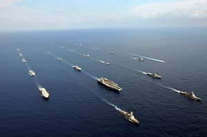 China's Maritime Disputes: Trouble to the South, but the East Stays Quiet
