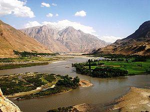 2 Killed in Skirmish on Tajik-Afghan Border