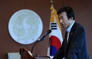 South Korea's Foreign Minister to Make First Trip to Japan