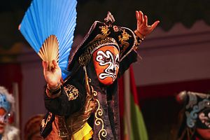 The Changing Face of Sichuan Opera