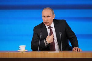 Pew Survey: Irredentism Alive and Well in Russia