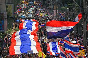 Thailand: Prayut's TV Speeches Give Hints on Transition