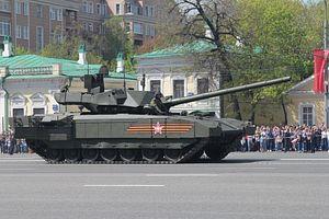The 'World's Deadliest Tank': Not as Deadly as Putin Thinks?