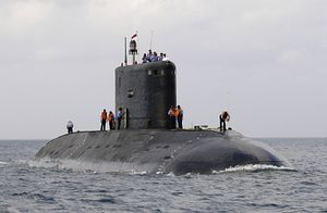 India's Upgraded Attack Submarine Heads Into Final Trials