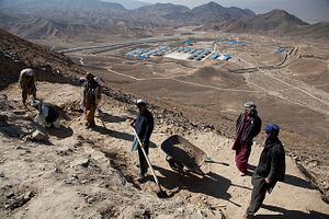 Islamic State Eying Afghanistan's Natural Resources