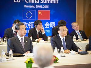 Could the China-EU High Summit Preserve the Global Trade Order?