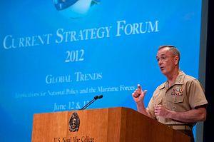 Naval War College Current Strategy Forum