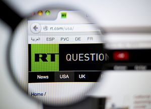 Russia's Media Offensive in Central Asia