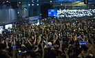 Hong Kong Postpones Political Development