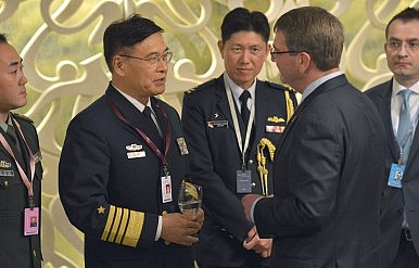 Will China's Top Shangri-La Delegate Be the Next PLA Navy Chief?