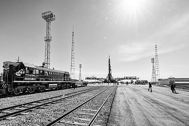 World's Most Important Spaceport Turns 60