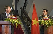 US to Help Vietnam Bolster Maritime Security