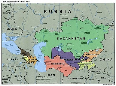 Central Asia's Year of Great Distractions