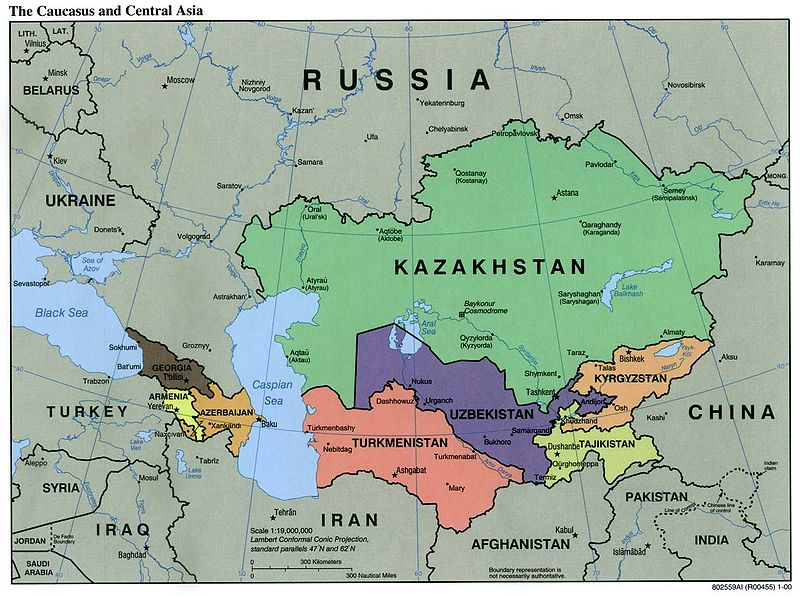 How Attractive Are Markets In Central Asia And The South Caucasus