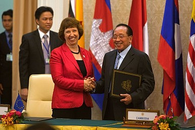 Time to Revisit an ASEAN-EU FTA?