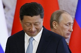 Unequal Partners: China and Russia in Eurasia