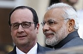 India-France Relations: Look to the Indian Ocean