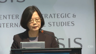 Cross-Strait Relations: The DPP's Tightrope Walk