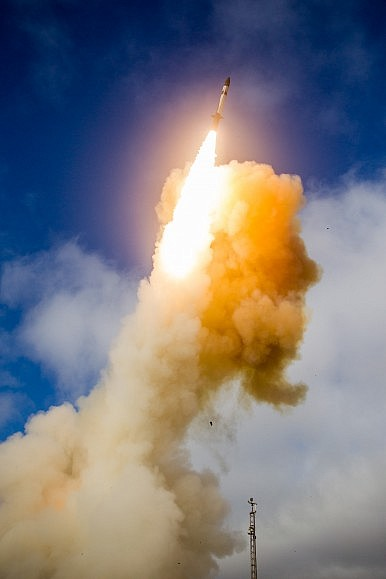 US and Japan Successfully Test Ballistic Missile Killer