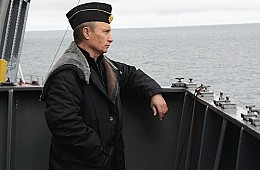 How the Ukraine Crisis Interrupts Putin's Naval Dreams