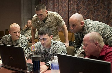 China: Active Defense in the Cyber Domain