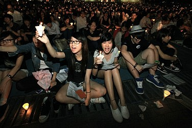 Hong Kong's Activist Social Media Culture Under Threat