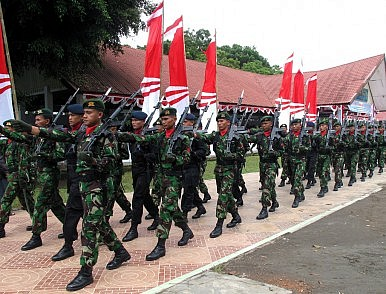 What Does Indonesia's New Air Force Chief Pick Mean?