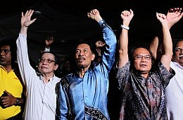What Does the Collapse of Malaysia's Opposition Mean?