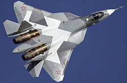 India and Russia to Press on With Fifth-Generation Fighter Development