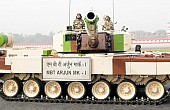 India to Develop and Build 1,770 New Armored Fighting Vehicles