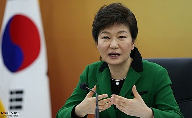Embattled South Korean President Park Geun-hye Announces Intent to Resign, Conditional on Lawmakers
