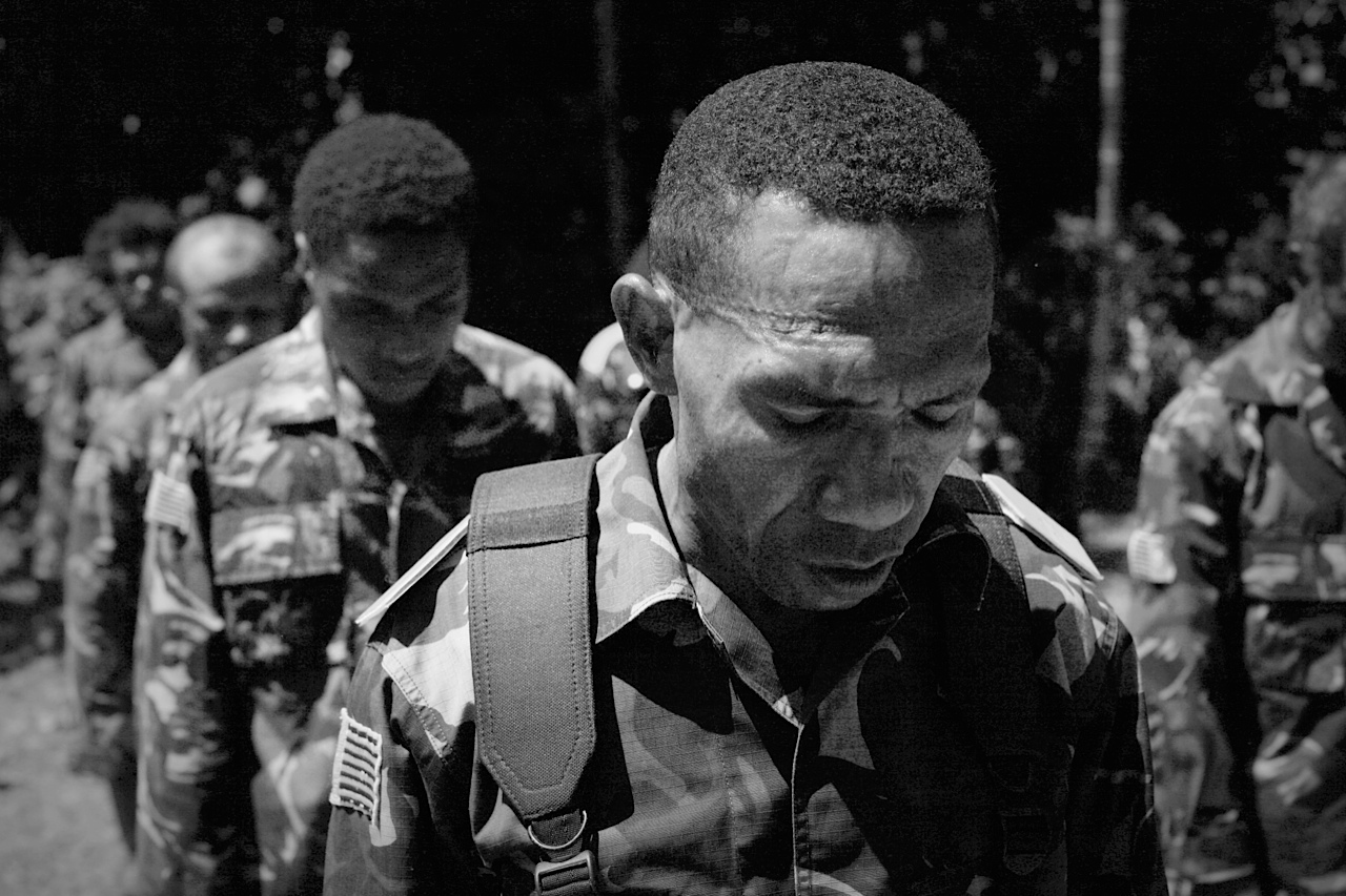 Inside the West Papua Resistance