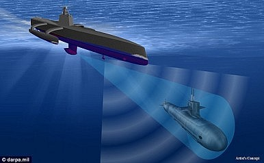 US Navy to Deploy Robot Ships to Track Chinese and Russian Subs