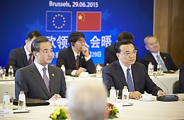 The EU Factor in US-China Relations