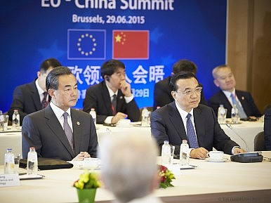 The EU and China: A Union Divided