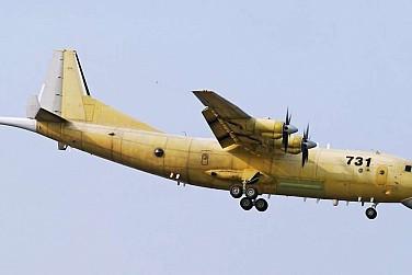 Meet China's New Submarine Hunter Plane