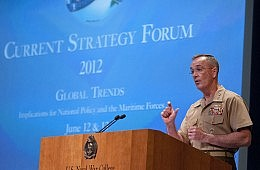 Naval War College Current Strategy Forum