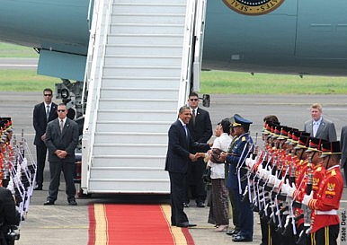U.S. Asia Policy: The Africa-Asia Angle