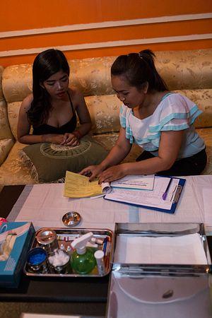 Innovative Program Brings HIV Testing to Cambodian Communities