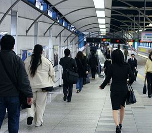 Poll: Japanese Women Don't Want to Lead