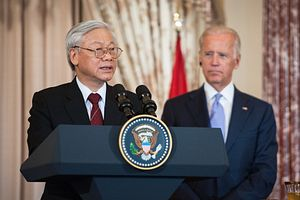 Limits of US-Vietnam Relations Revealed in Communist Party Leader Visit